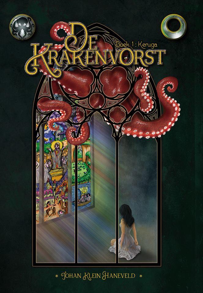 De Krakenvorst, boek 1: Keruga