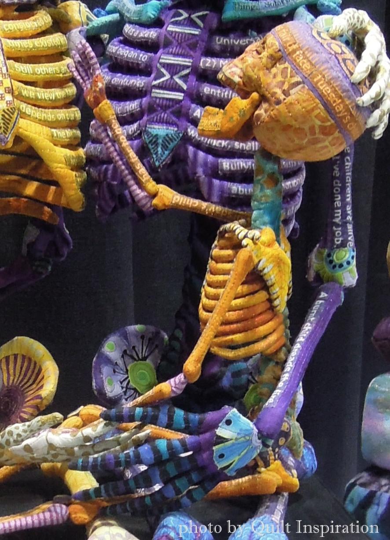 Quilt Inspiration: Celebrating Dia de los Muertos 2015