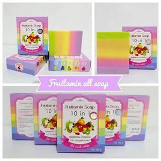 Sabun Fruitamin Online
