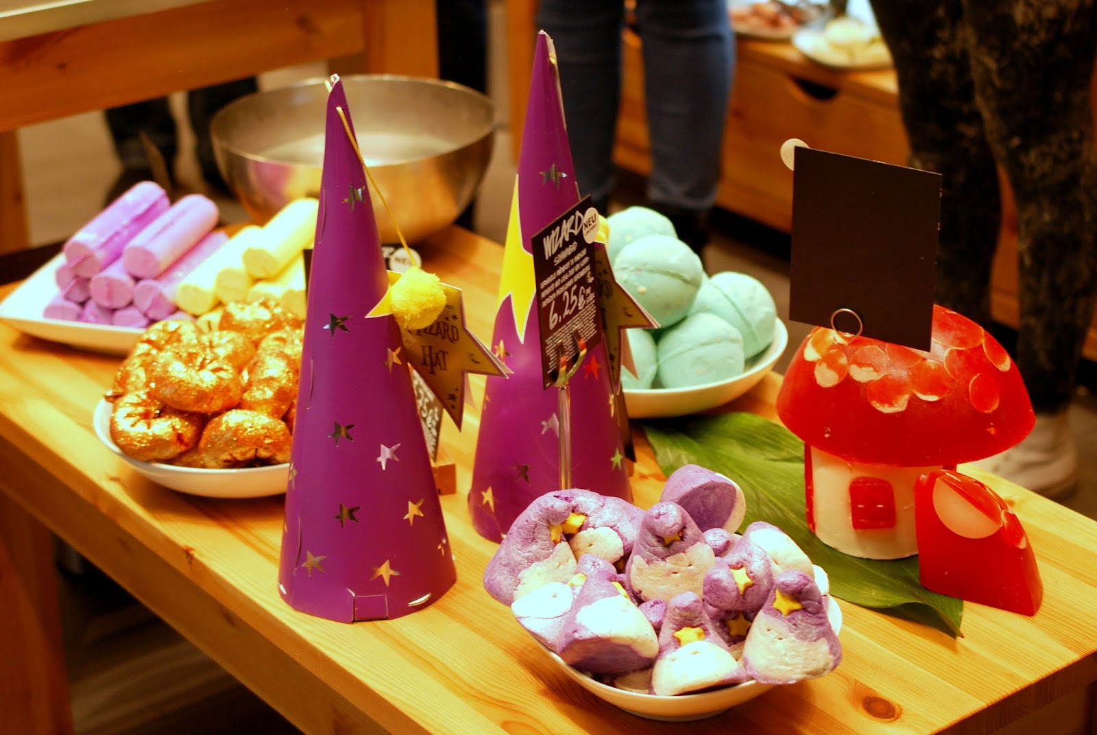 Lush Halloween Produkte 2014