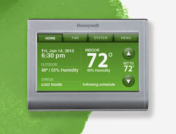 Honeywell Touchscreen Wi-Fi Thermostat Giveaway