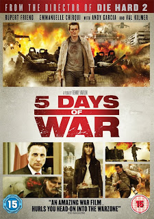 5 Days of War (2011) online y gratis