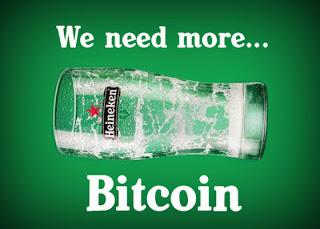 heineken acceptera bientot bitcoin