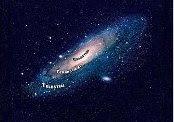 Andromeda Celestial Terrestrial Telestial