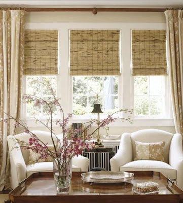 Asian Style Window Treatments http://seasidestyle.blogspot.com/2011/03/asian-influence-in-coastal-design.html