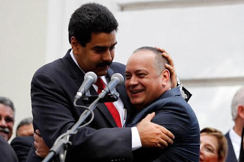 Venezuela está unida y en paz...