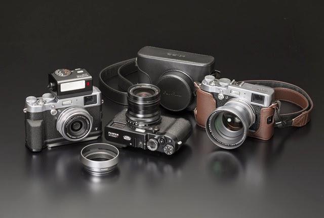 Gli accessori disponibili per la Fuji X100T