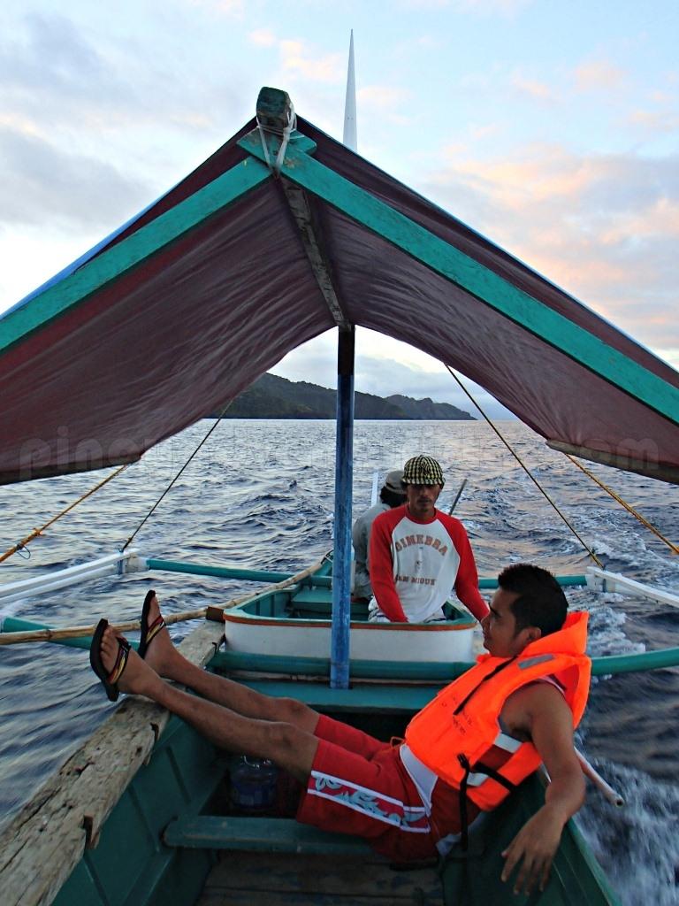 Palaui island itinerary and expenses