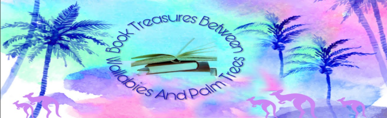 Book Treasures Between Wallabies And Palm Trees