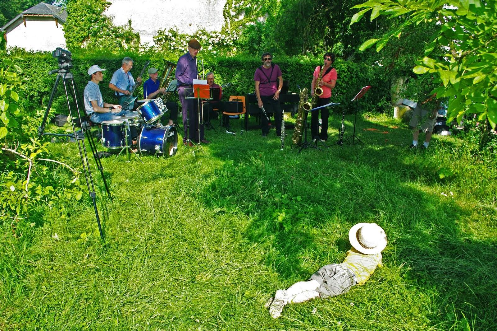 Découvrez le groupe de jazz LE JAZZ et LA JAJA