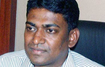 Sukma collector Alex paul menon