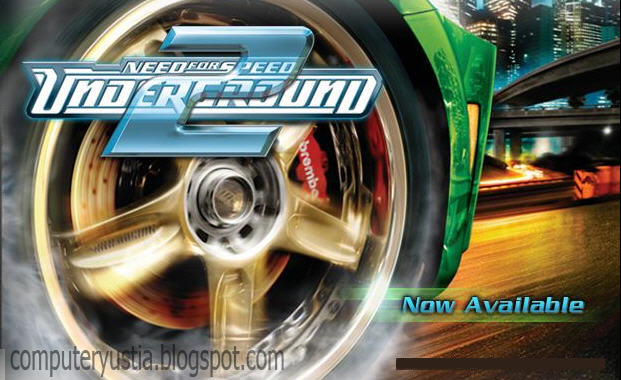 need for speed underground 2 Need For Speed ​​Underground 2 Full Versi