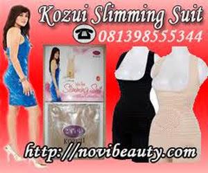 KOZUI SLIMMING SUIT 081398555344 Kozui2