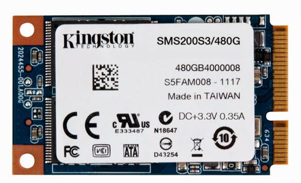 Kingston-lanza-unidad-estado-sólido-mSATA-mayor-capacidad-2014
