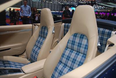 Salon de l'auto de Genève 2013: la Porsche 991 Cabriolet Turbo de Ruf