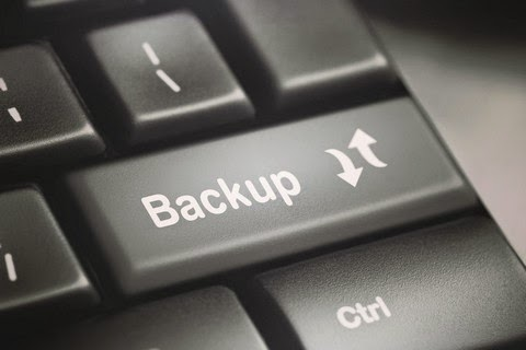 How To Backup Your Blogger Blog Posts