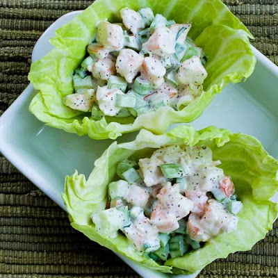 15+ Deliciously Healthy Low-Carb Wraps with Lettuce ...