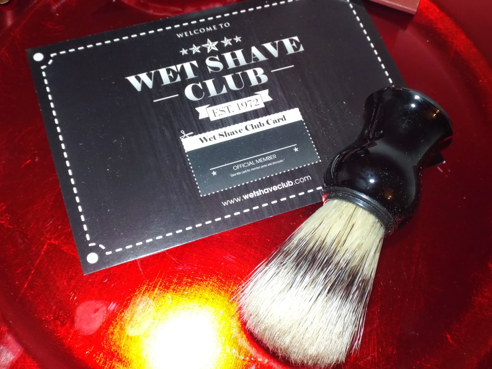 Wet Shave Club: Shaving Brush