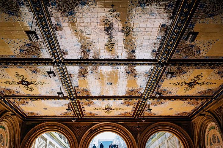 Central Park_Bethesda Arches