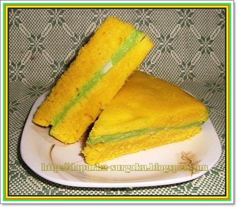 Olahan Labu Kuning, Olahan Waluh, Bolu Kukus Labu Kuning Pandan Kelapa, Resep Cake Labu Kuning, Cake Tanpa Pengembang Tambahan, Cake Tanpa Oven, Cake Tanpa Margarin Dan Mentega