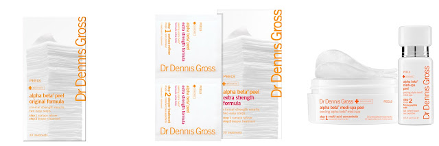 Dr. Dennis Gross Skincare, Dr. Dennis Gross Skincare Original Alpha Beta Peel, Dr. Dennis Gross Skincare Extra Strength Alpha Beta Peel, Dr. Dennis Gross Skincare Alpha Beta Medi-Spa Peel, face peel, beauty giveaway, A Month of Beautiful Giveaways