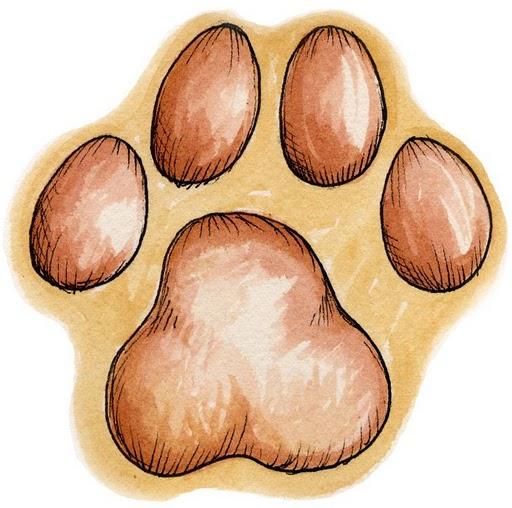 Dibujos huellas gatos para imprimir - Imagenes y dibujos para ...