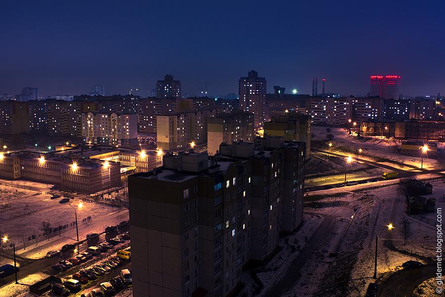 Минск. Кунцевщина