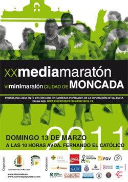 Media Maraton Moncada