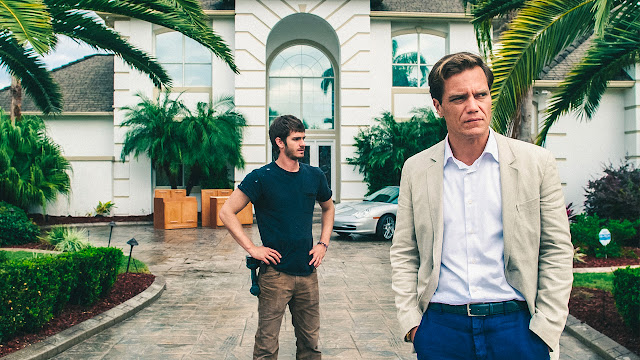 "Andrew Garfield and Michael Shannon grapple with evictions in ""99 Homes"""