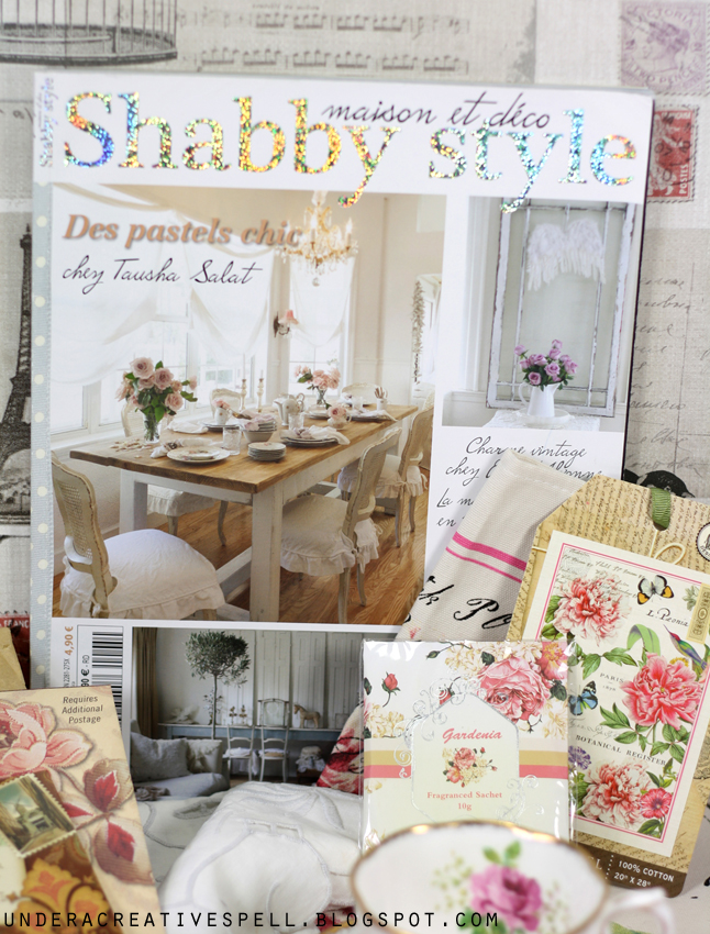 French Shabby Style Magazine - so inspirational!