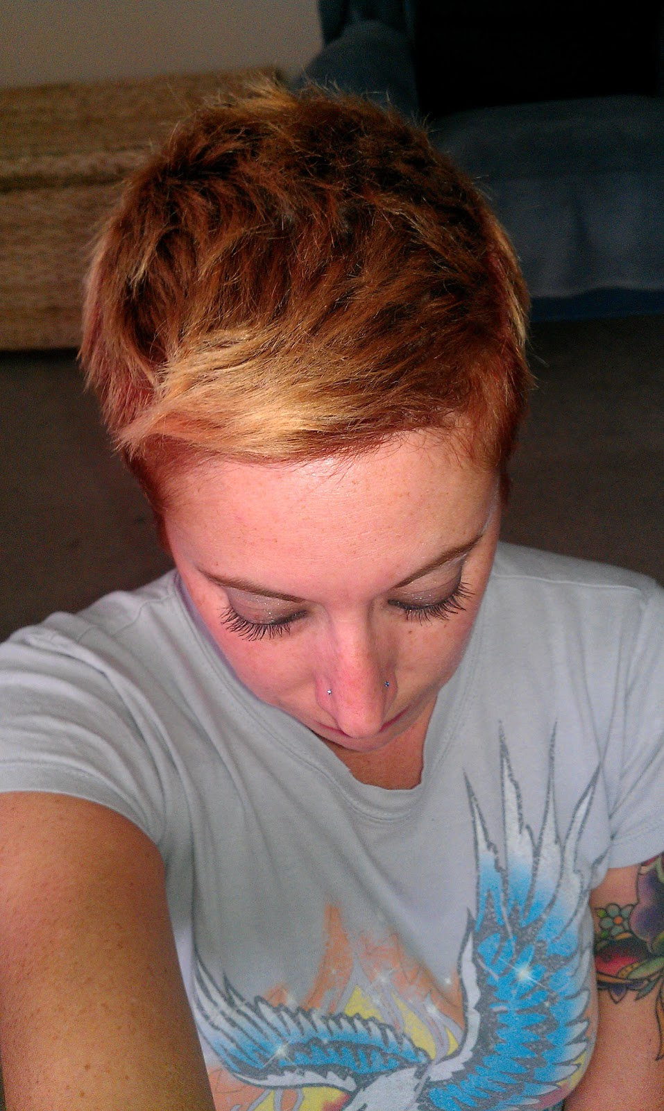 Natural Reddish Blonde 88
