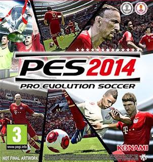 Pro Evolution Soccer 14