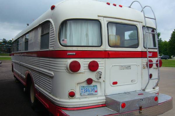 Used Rvs Vintage Camper Bus For Sale By Owner