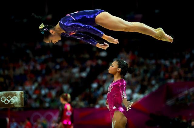 Aly Raisman Gymnastics