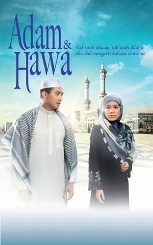 drama Adam dan Hawa poster adam dan hawa drama | Baru Je Nak Feeling