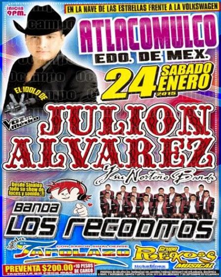 baile julión álvarez atlacomulco 2014 de enero