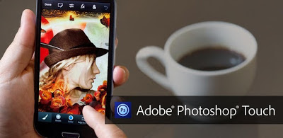 Photoshop Touch for phone .APK 1.0.1 Android [Full] [Gratis]