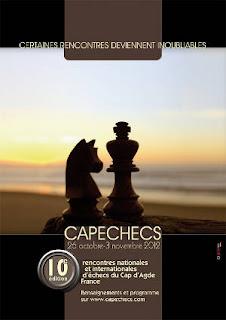 Échecs au Cap d Agde : la 10e édition