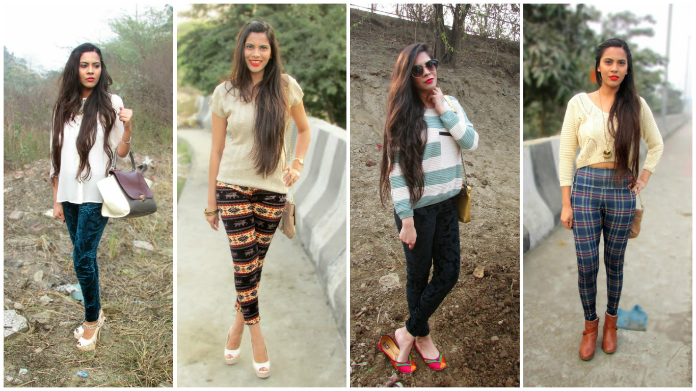 How to style Leggings