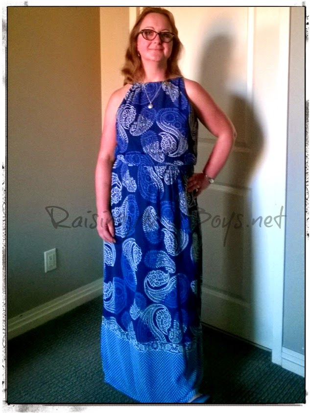 maxi dress Old Navy