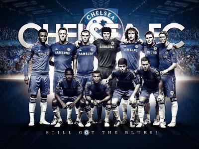 Gambar Logo Chelsea Terkeren