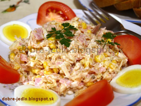 Kapustový šalát - recepty