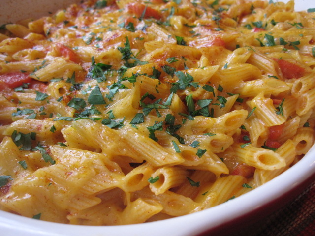 Stirring the Pot: Pimiento Mac 'n' Cheese