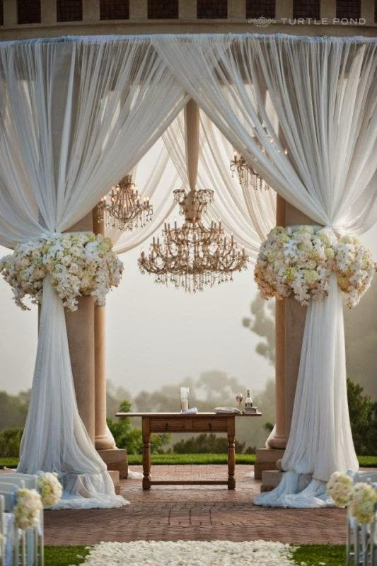 Experts Top Picks For Gazebo Wedding Decorations | Wedding Stuff Ideas