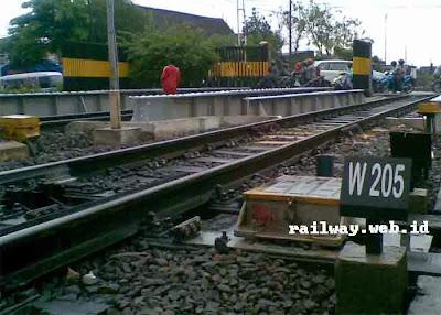 wesel kereta api