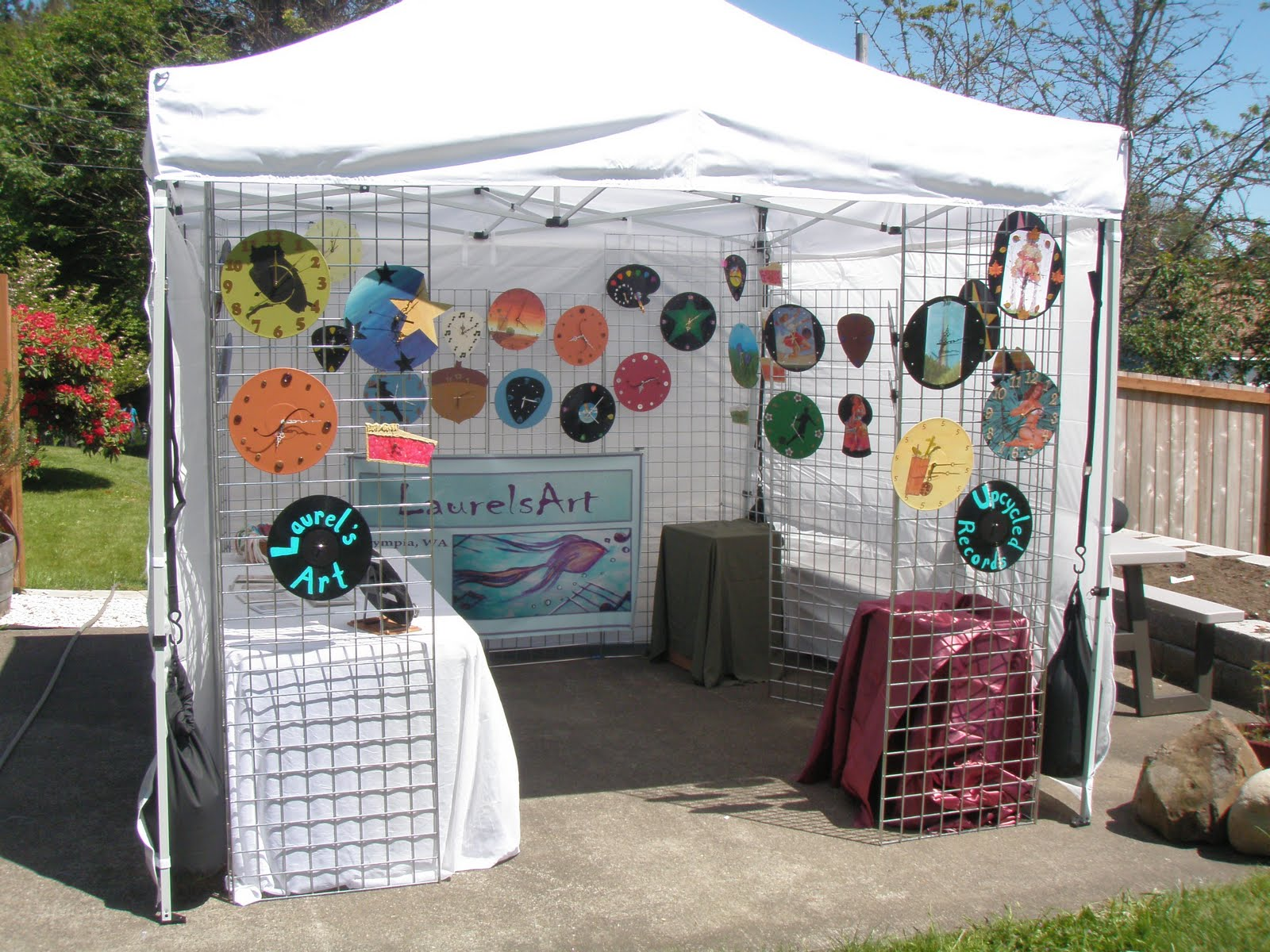 The Power Of Creativity My Vending Booth