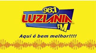 Rádio Luziânia FM 98.1