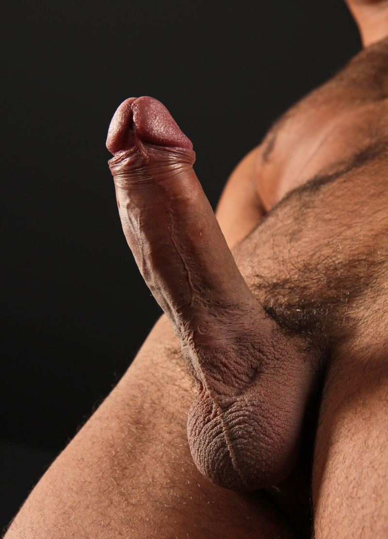 nude men with erection photography