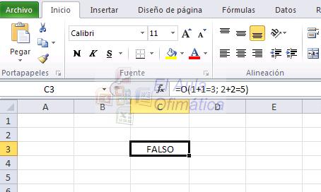 El Aula Ofimática: Funciones Lógicas en Excel