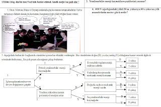 Sinif fizik 1 dönem 2 yazılı soruları ve cevapları 2012 2013